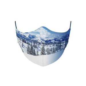 mascarillaSnowForest 300x300 - Mascarilla Otso Snow Forest