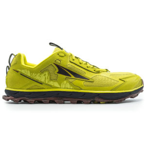 LonePeak4.5 LimeRed 300x300 - Altra Lone Peak 4.5 Hombre Lime/Red