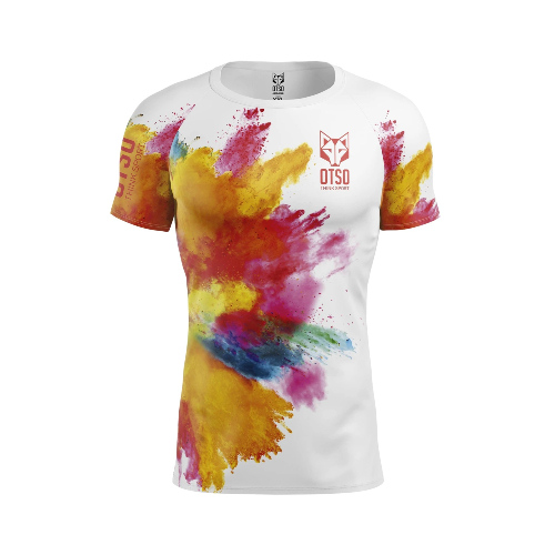 TSHIRT COLOUR EXPLOSION FRONT MAN - Home